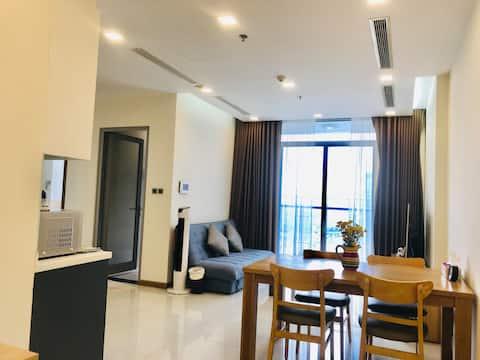 Minimalist Apartment with Pool | Gym | Park