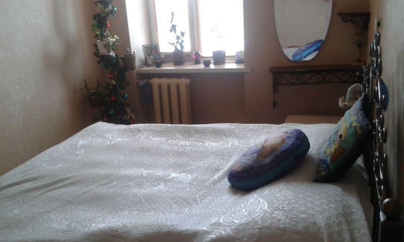 Комната в квартире с завтраком - Kyiv - Apartment