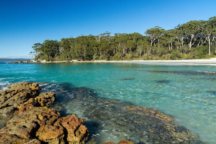 Gorgeous Beachside Cottage Jervis Bay