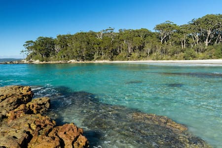 Gorgeous Beachside Cottage Jervis Bay