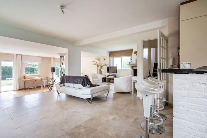 Villa prės de Lille et Fromelles. - La Chapelle-d'Armentières
