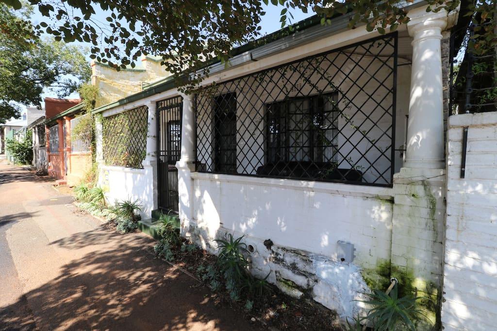 No 32 Chiswick Road, Brixton, Johannesburg.