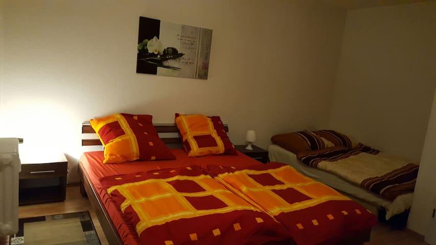 B&B Zimmer in Aachen - Aachen - Bed & Breakfast
