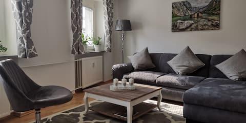 Neue City-Wohnung in Top-Altstadtlage.
