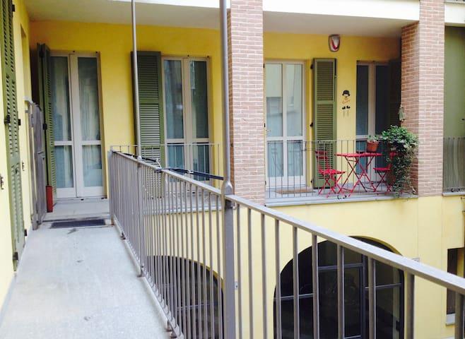 """""""La Casetta di Anna"""" Appartamento centro storico - Alba - Apartment"""