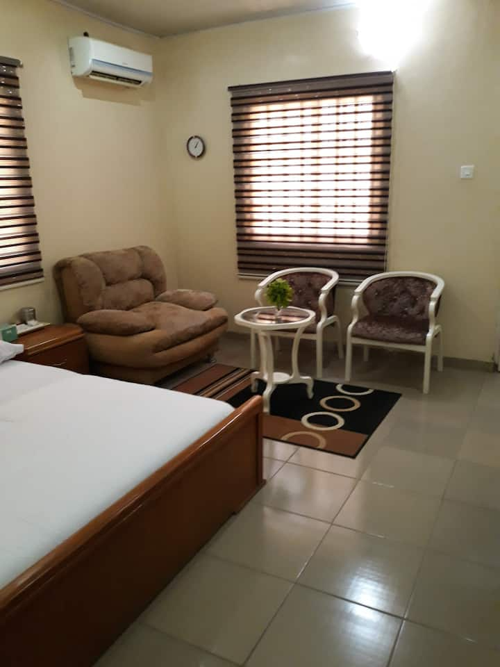 Satson 1 bedroom luxury flat