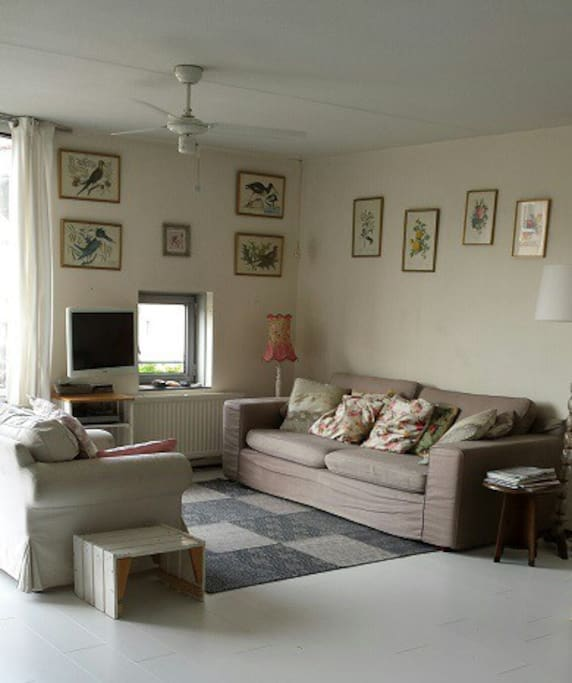 Basic shabby chique apartment on edge jordan area condomini in affitto a amsterdam noord - Shabby chique kamer ...