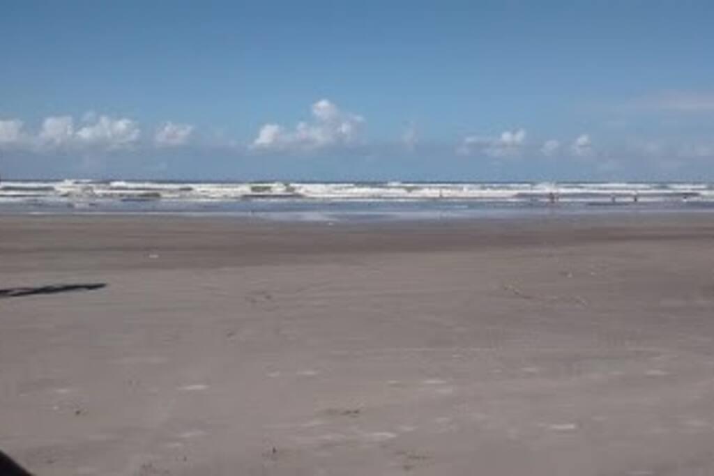 Praia proximo a casa