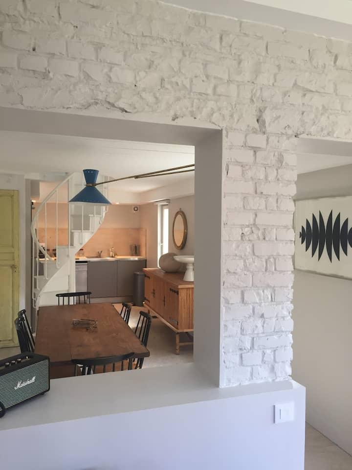 Charmante maison Trouville-sur-mer