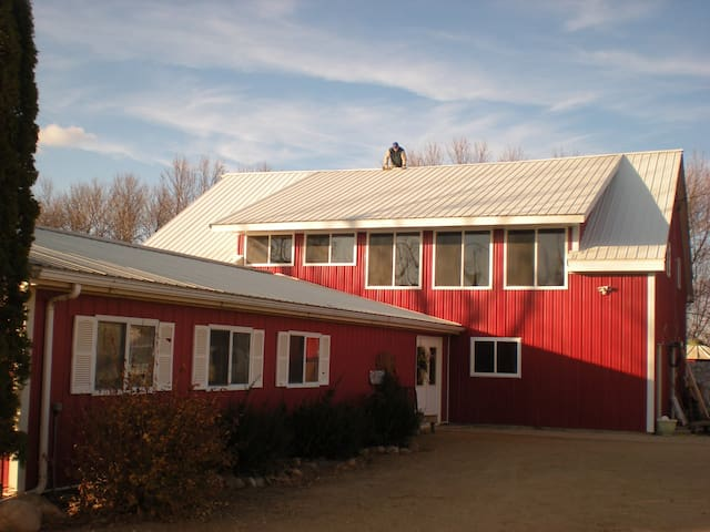 The Barn at Enoch Farm