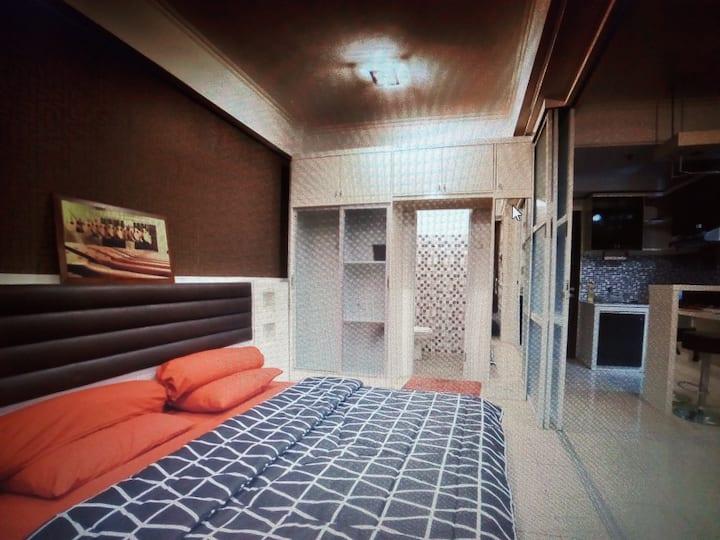 Metro suites apartemen