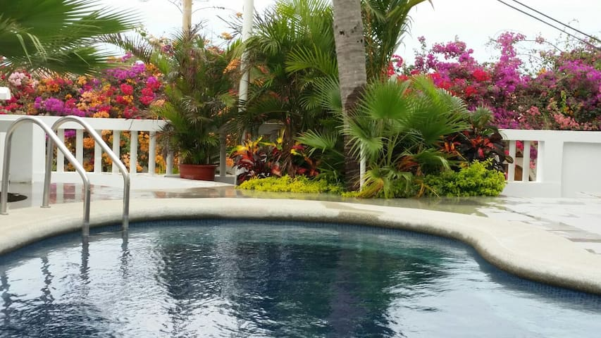 Furnished beach house - Punta Blanca - 一軒家