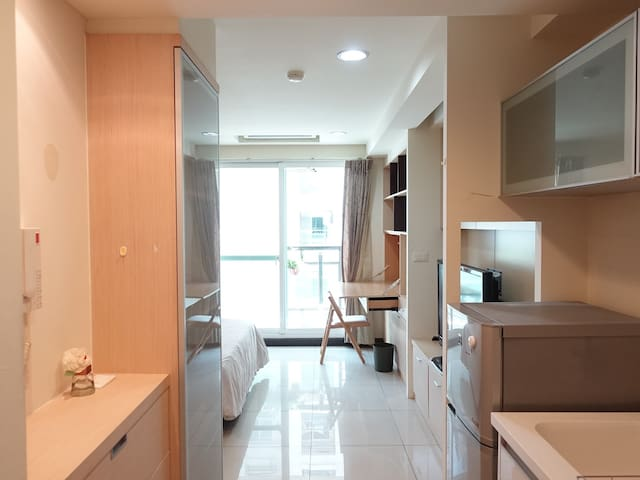 Lea's apartment in Tainan/ located in city center! - West Central District - Appartement