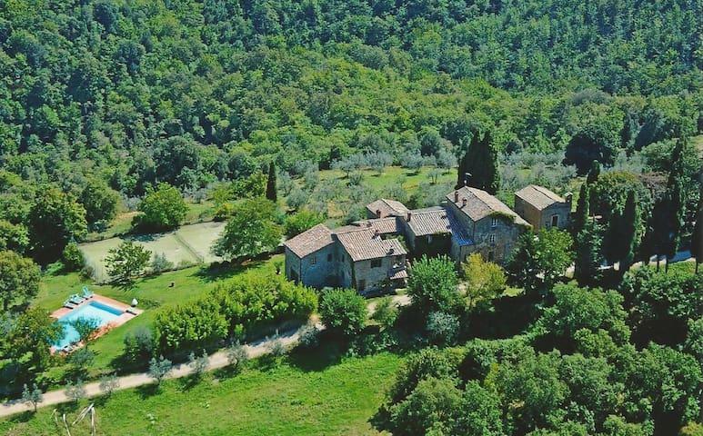 CASA LINDA - Monte San Savino - Lägenhet