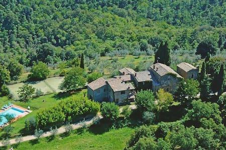 CASA LINDA - Monte San Savino - Lejlighed