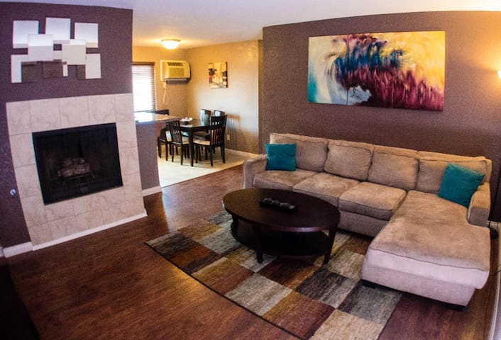 Guest Bedroom available in trendy South Park condo