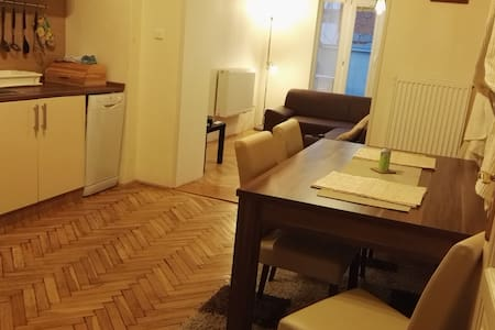 Cozy Apartment in the centre - Košice - Квартира