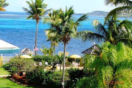 Tropical Paradise. December Special: 150 per night - Christiansted