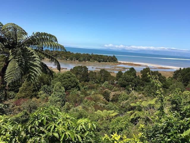 'Wharehau' Pakawau, Golden Bay - Tasman - House