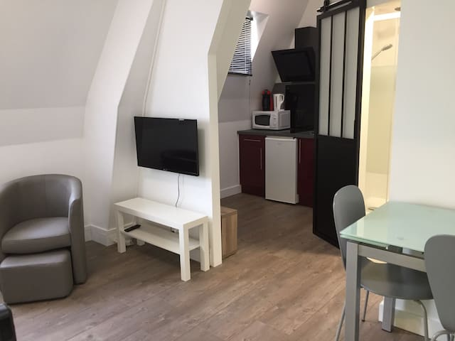 Studio - Hyper centre ville