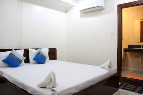 Standard Double Room, Free Pick up