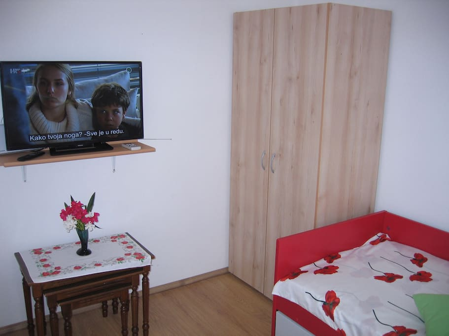 Living and bedroom