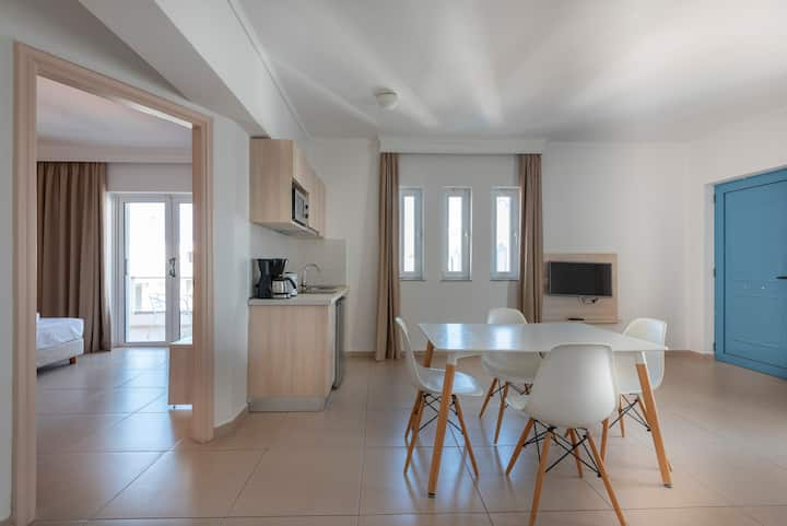 One bedroom apartment (45m2) / 4 persons