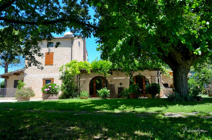 The Little Country House - Recanati - บ้าน