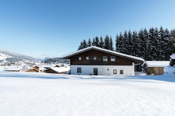 Spacious Chalet in Flachau with Sauna