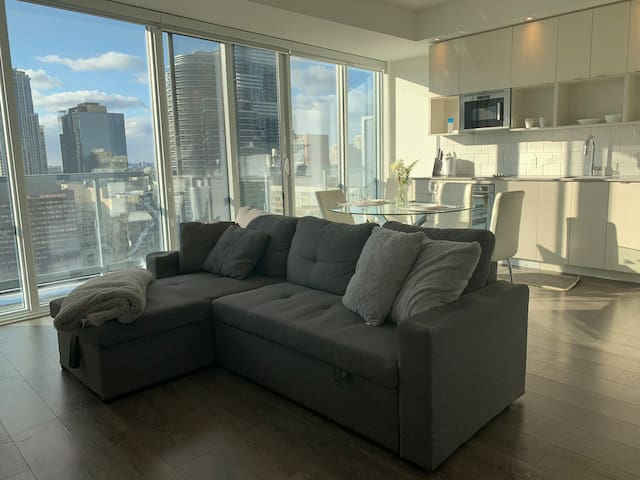 NEW LUXURY CONDO IN THE CITY OF LIGHTS