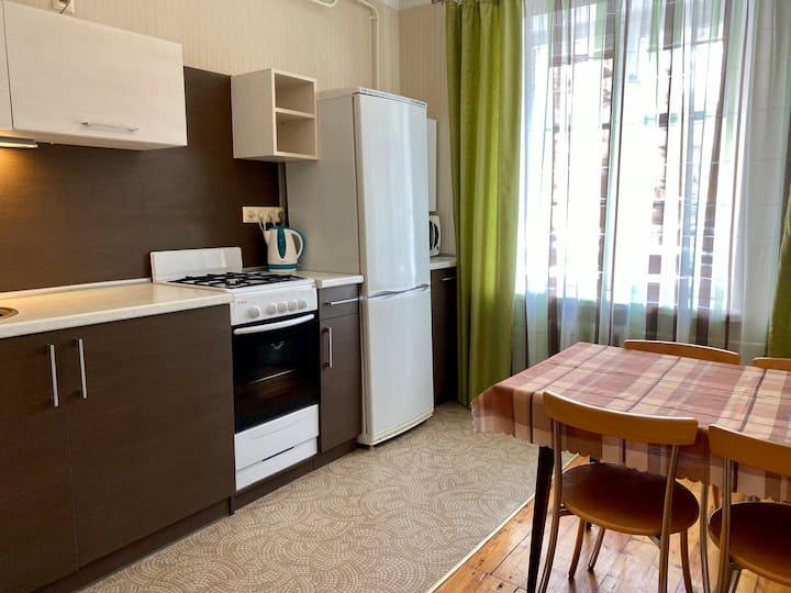 1 комнатная квартира в реальном центре Минска