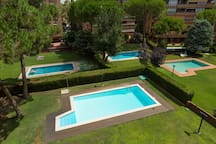 Green and Exclusive Flat in Pedralbes Av.
