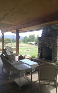 The Tieton Room - Cle Elum - Casa