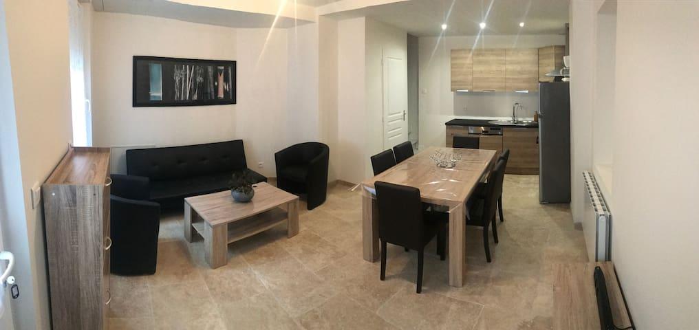 Maison de Ville Dieppe