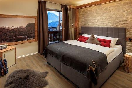 Landhaus Mucha / 2-Zimmer Deluxe-Wohnung - Bolsterlang - Apartment