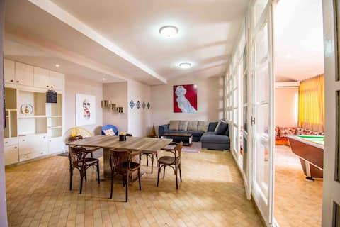 Precious apartment, Billiard & Wifi, Agdal, Rabat