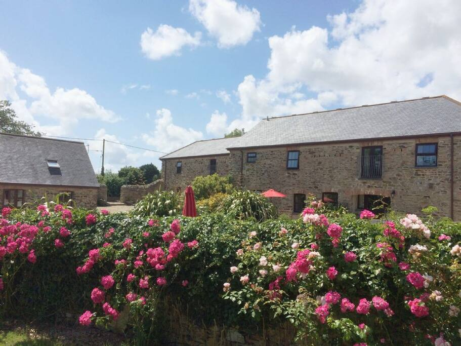 Callestock Courtyard - Wheal Busy