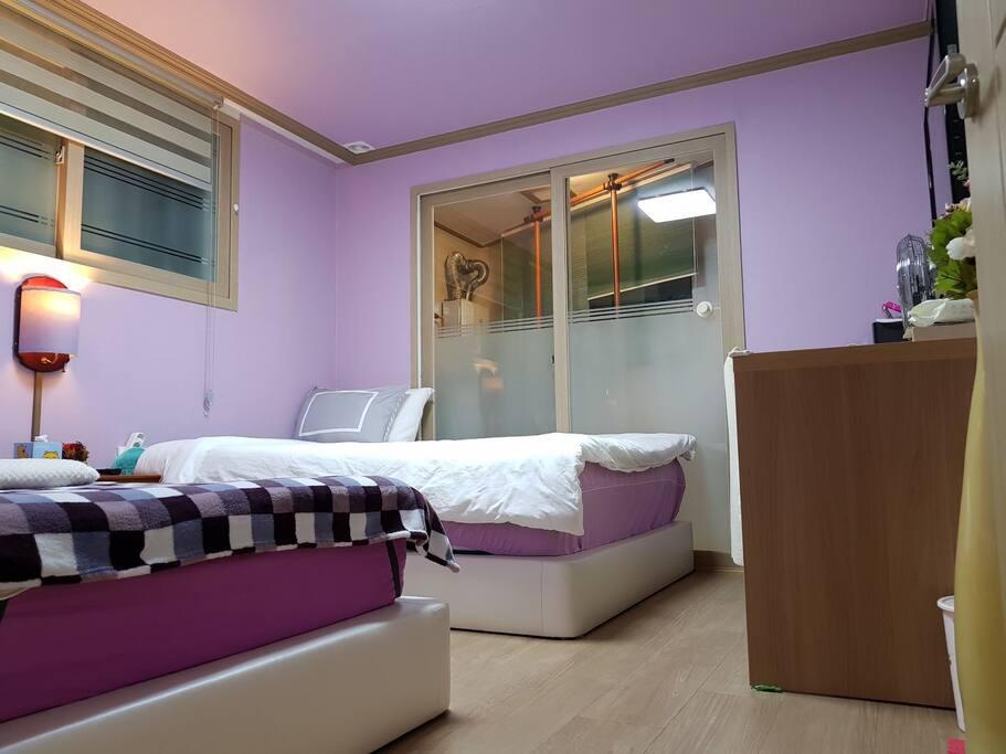 침실,주방분리된 투룸!