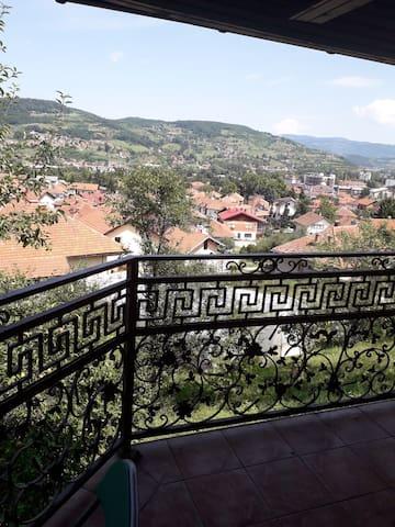 Villa Sunce Visoko
