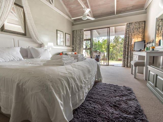 Bitou River Lodge - Double Room