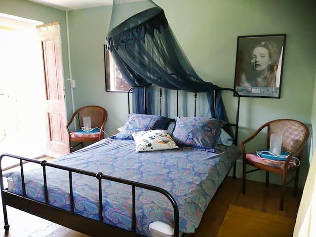 Chambre n°2 - Lit 160 x 200