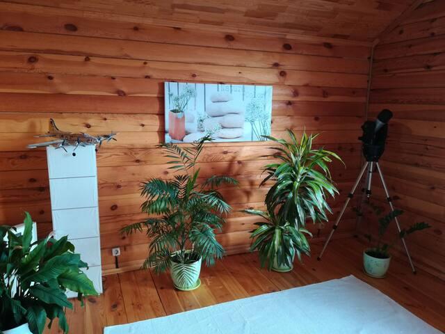Комфортный загородный дом. Тишина и чистый воздух!