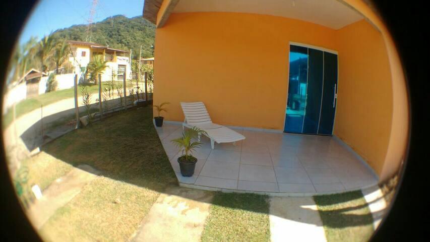 Casa praia Lagoinha Ubatuba - Ubatuba - House