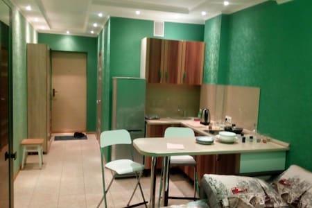 Уютная студия в новом доме на СЖМ ждет Вас! - Rostov - Appartamento