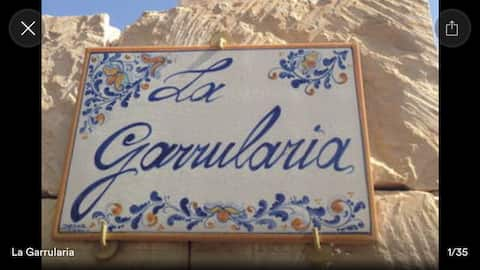 Noto b&b La Garrularia