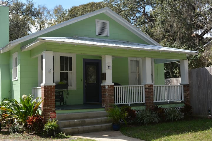 Key Lime Cottage-with pool! - Saint Augustine - House
