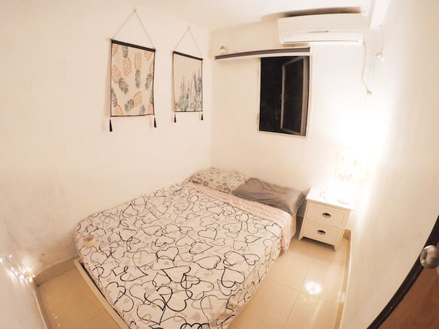 Small guest room in Macau