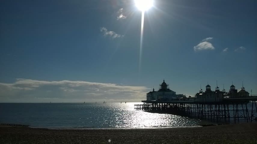 Eastbourne: A little place with a big heart