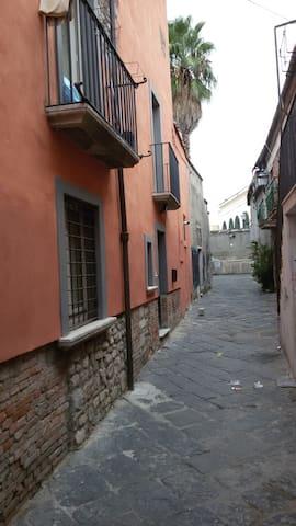 Bilocale - pieno centro storico - Benevento - Apartemen