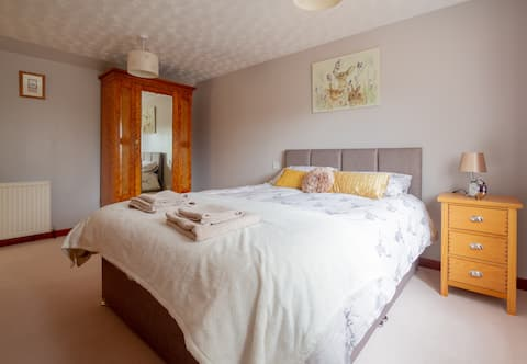Drumbuie Annexe:  hytte med et soveværelse